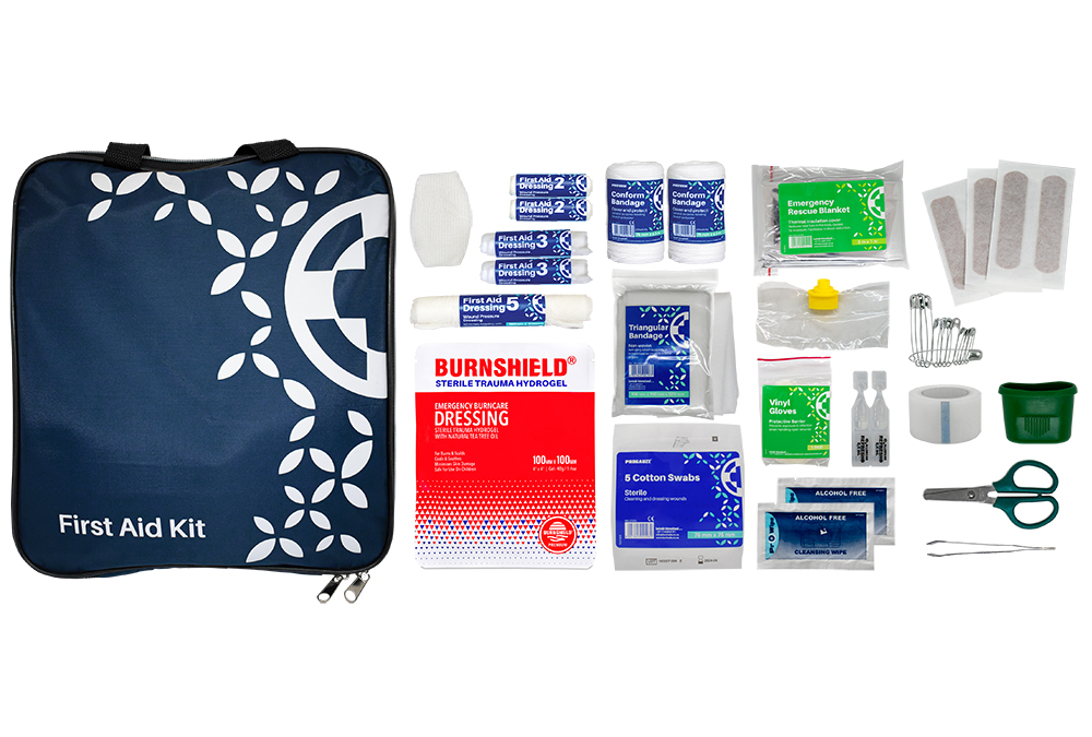 The Emergency First Aid Kit and Safety on the Road